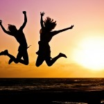 youth happy about financial health