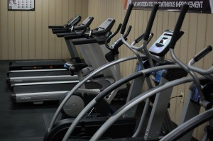 HIT Workouts: Empty Gym
